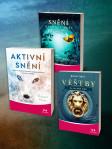 3 knihy: Aktivní snění, Snění navrací duši a Věštby na každý den
