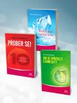 3 knihy: Prober se! + Radikální upřímnost + Jak se spřátelit s konflikty
