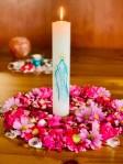 Svíce Panny Marie