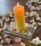 Andělská čakrová svíce - 3. čakra