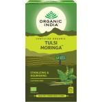 Čaj Tulsi Moringa, 25 sáčků